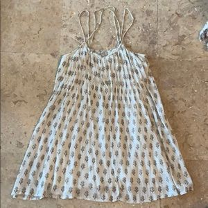 Patrons of Peace Dresses - Ivory summer dress